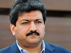 Pakistan Journalist Hamid Mir's Twitter Account Allegedly Hacked