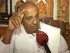 Former PM Deve Gowda to Launch Hunger Strike on Monday Over Farmers' Crisis