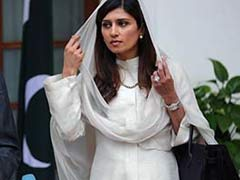 'Peace should be irreversible', says Former Pak Foreign Minister Hina Rabbani Khar on Talks with India