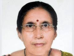 Jashodaben Likely to Get Same Security Cover as Narendra Modi