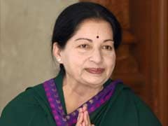 Jayalalithaa Loses Two Seats, Sacks Four Ministers