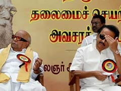 After DMK Disaster, Chief's Son Stalin Quits, Then Doesn't