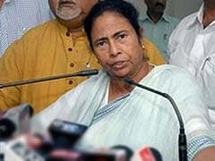 Mamata Banerjee to Skip Narendra Modi's Swearing-in, Will Send Party Leaders Amit Mitra, Mukul Roy