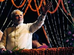 Narendra Modi to Visit Rajghat Ahead of Swearing-In Today