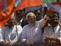 Election Results 2014: BJP Leading in Nine Seats in North East States