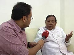 Narendra Modi's Charisma Worked for NDA in Northeast: PA Sangma to NDTV
