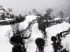 Highways in Jammu and Kashmir Closed After Rain, Snowfall