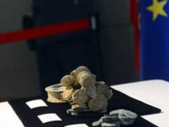 Spain Displays Old Sunken Treasure Won in Court Battle From US