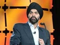 Turban, Beard Make Me Stand Out in a Room: Mastercard CEO