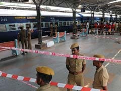 Railway Enquiry into Station Blast Concludes it was Sabotage