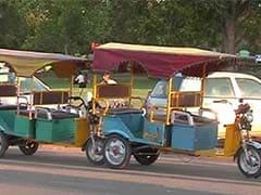 E-rickshaws Causing Accidents in Delhi, Traffic Police Tells Court