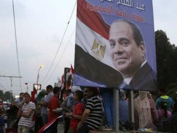 Inauguration Highlights Egyptian Leader's Shaky Global Standing