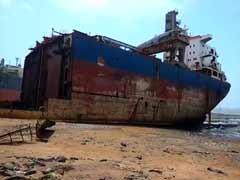Five Killed in Fire at Ship Breaking Yard in Gujarat