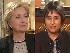Iraq PM Should Change for US to Intervene, Hillary Clinton Tells NDTV: Highlights