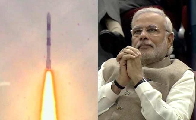 'We've Done a Lot But Yeh Dil Maange More': PM Modi After PSLV C-23 Launch