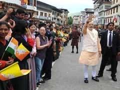 PM Modi Thanks Guardian Deities, Kings for Successful Bhutan Visit