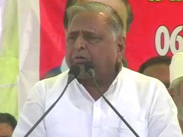 'You do Your Work, I Will do Mine': Mulayam Singh Yadav on Rape Cases in Uttar Pradesh