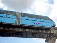 Operating Hours Extended, Yet Mumbai Monorail Fails to Get Passengers
