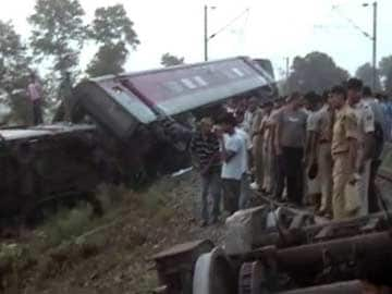 New Delhi-Dibrugarh Rajdhani Express Derails in Bihar, Four Killed