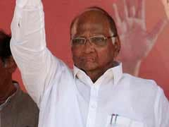 NCP Did Not Seek Prithviraj Chavan's Removal From Chief Minister's Post: Sharad Pawar