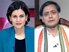 Churlish Not to Acknowledge Narendra Modi: Shashi Tharoor to NDTV