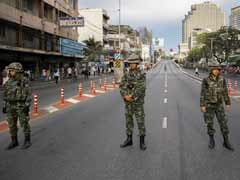 Thailand's Junta Security Forces Stay in Barracks as Protests Dwindle