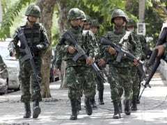 Thai Forces out to Stifle Unrest After Army Chief Sets Election Plan