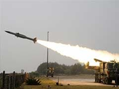 India Successfully Test Fires Medium-Range Akash Missile
