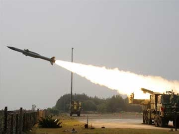 India Successfully Test Fires Medium-Range Akash Missile