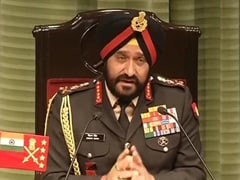 Army Chief General Bikram Singh's Rare China Visit Begins From Wednesday