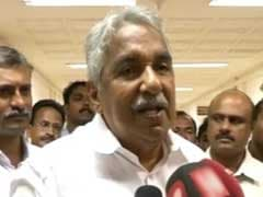 Kerala Chief Minister Oommen Chandy Condoles Gopinath Munde's Death