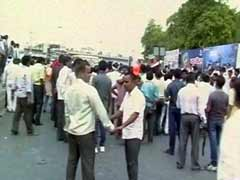 Large Protests in Uttar Pradesh After Cops Shot on Duty