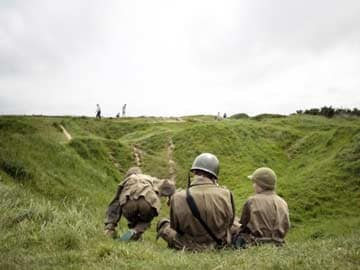 Remains of Five World War I Soldiers Found in France