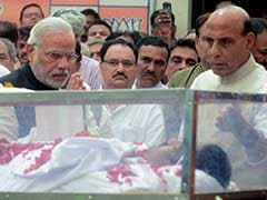 Gopinath Munde to be Cremated With Full State Honours Today