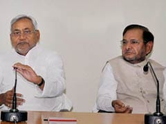 JD(U) National President Sharad Yadav Suspends Rebel MLA Ravindra Rai