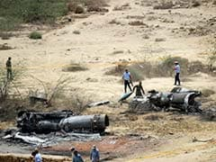 Four Killed in Pakistan Air Force Plane Crash: Officials