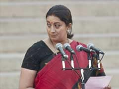 Education Ministry Has Urged IITs, NITs to Refund Acceptance Fee, Says Smriti Irani