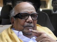 Karunanidhi Targets Centre on Gopal Subramanium Rejection Row