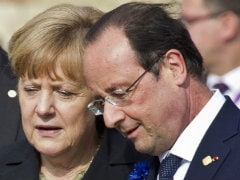 German Chancellor Angela Merkel to Visit Paris, Vatican Next Week