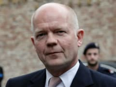 William Hague Quits as British Foreign Secretary in Deep Reshuffle