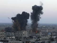 Israel Pounds Gaza Despite International Peace Efforts