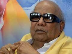 My Asset Account is an Open Book, Says Karunanidhi