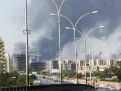 Battle for Libya Airport Leaves At Least 47 Dead