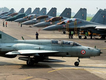Indian Air Force Scrambles Fighter Jets as Turkish Plane Sparks Alert