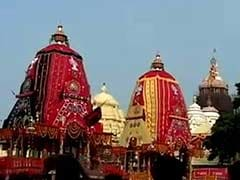 Devotees Throng Puri as Jagannath Return Festival Begins
