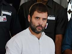 Rahul Gandhi Condoles Death of School Children in Telangana