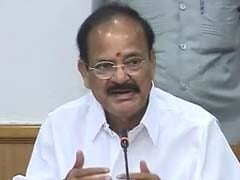 Union Minister Venkaiah Naidu Asks Parties to Maintain Decorum in Parliament