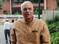 Yashwant Sinha Uses Cuss Word, Blames It On the Media