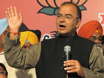 Had a 'Hidden Desire' of Becoming a Chartered Accountant: Arun Jaitley