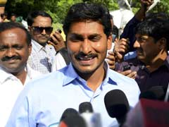 YSR Congress Chief Jaganmohan Reddy to Sit on Indefinite Fast for Andra Pradesh's Special Status